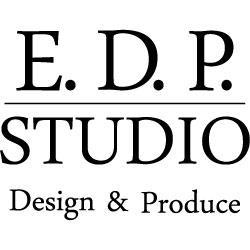 E.D.P. STUDIO Logo