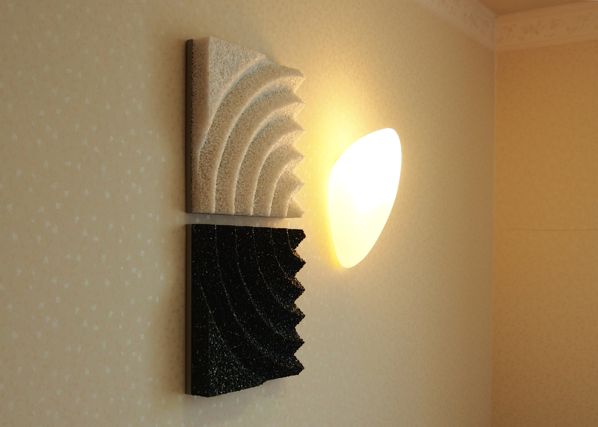 karesansui art wall decor