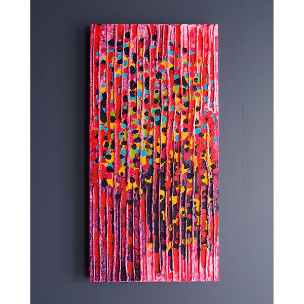 Abstract wall art decoration