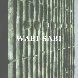 fabric panel wabi-sabi